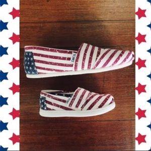 American Flag Alpargata